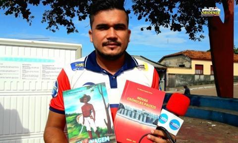 Portal Obidense doa livros para o Projeto Geladeira Literários em Óbidos I Portal Obidense