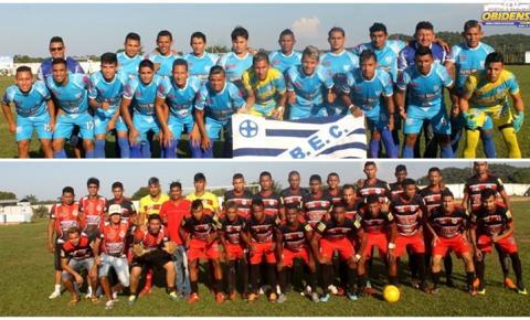 Vila Nova e São Francisco decidem neste sábado (17) quem é o melhor do futebol obidense I Portal Obidense