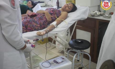 Doação de sangue em Óbidos termina hoje as 17hs I Portal Obidense