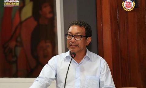 Vereador crítica, prefeito esclarece. Empresa que ganhou a licitação da orla de Óbidos é a laghi de Manaus | Portal Obidense