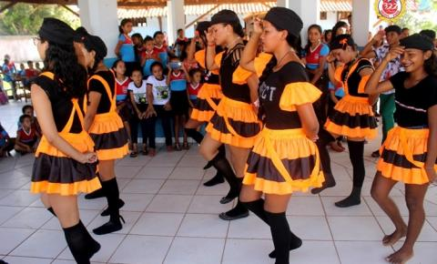 Comunidade cipoal comemora 50 anos da escola Tenente Pedro Meireles Muniz | Portal Obidense