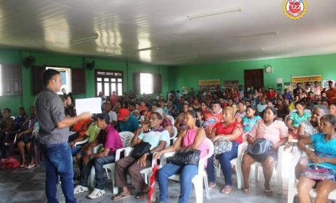 Sindicato dos Trabalhadores Rurais realizou assembléia geral. Pauta é nova legislação   Portal Obidense