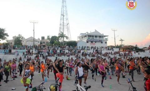 Profissionais da educação física movimentam Óbidos | Portal Obidense