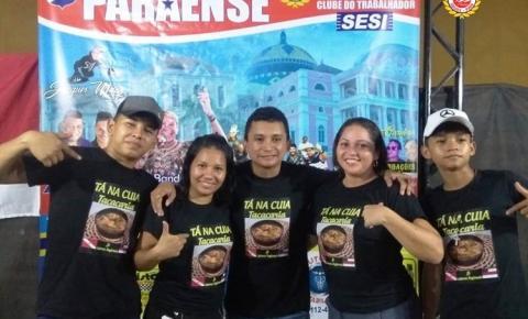 Tá na Cuia, ta no Baile Paraense Aniversário de Óbidos em Manaus | Portal Obidense