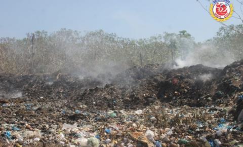 """Para o prefeito de Óbidos, lixão da cidade é uma """"ferida""""   Portal Obidense"""