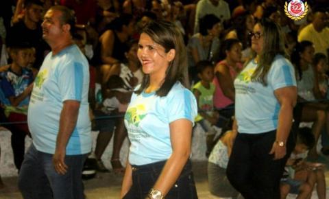Independência do Brasil é comemorada com encerramento dos desfiles cívicos, em Óbidos | Portal Obidense