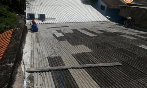 O telhado do prédio centenário da CMO vai ser trocado | Portal Obidense