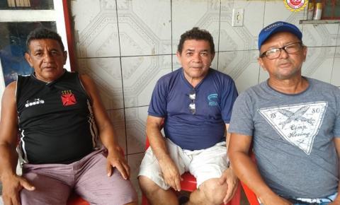 Jogadores, fundadores do Obidense FC recebem homenagem | Portal Obidense