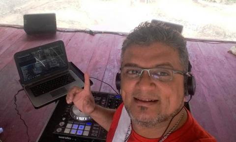 Jacques Maia, o DJ do Baile Paraense dia 28 de setembro no SESI | Portal Obidense
