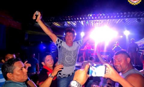 Cantor obidense Amaury Savino, presença confirmada no Baile Paraense Aniversário de Óbidos em Manaus | Portal Obidense
