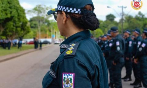 Polícia Militar do Pará já adota novo fardamento na cor azul petróleo | Portal Obidense
