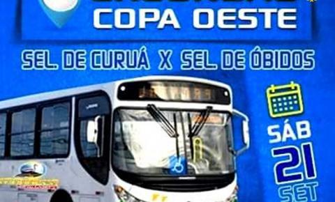 Para o jogo da seleção Obidense tem ônibus especial ida e volta | Portal Obidense