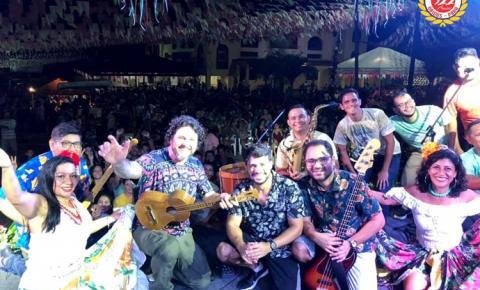 Grupo Marambaia promete agitar o Baile Paraense Aniversário de Óbidos com som de beiradão | Portal Obidense