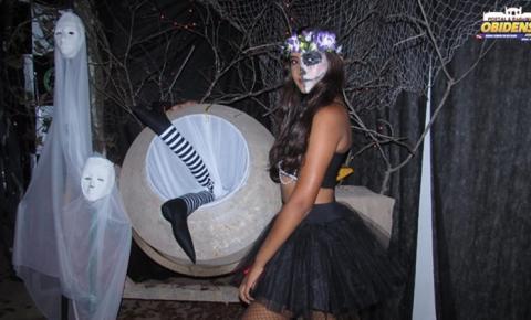Nilton Melo e a magia do Halloween | Portal Obidense