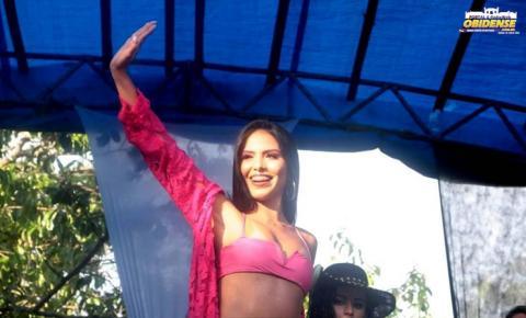 Festival do Tucunaré tem como nova rainha Victoria Carvalho Pinto | Portal Obidense