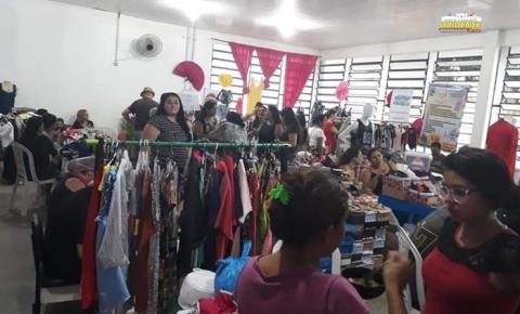 Bazar especial para as crianças   Portal Obidense