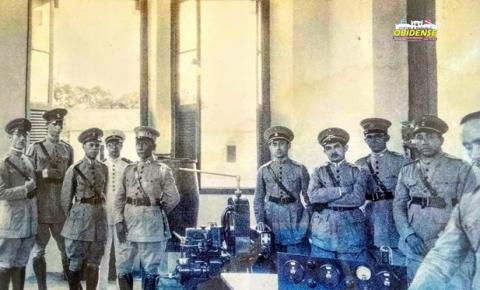 Em 1928, o caminho para os Campos Gerais | Portal Obidense
