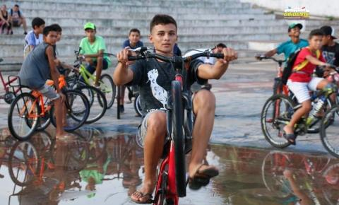 Semcult realiza i bike tour no centro histórico de Óbidos | Portal Obidense