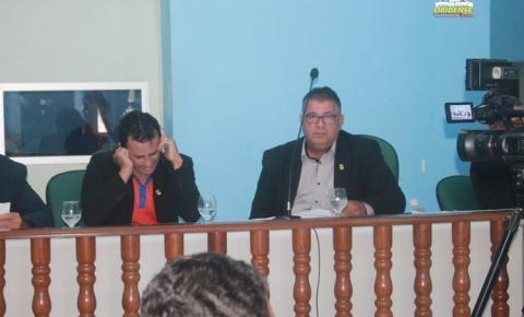 Vereador Nivaldo Aquino solicita ao governo municipal criação de escola para atender comunidade | Portal Obidense