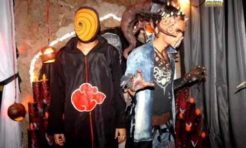 Beleza e criatividade no Halloween da Nilton Melo | Portal Obidense