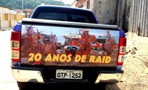 Advogado mantém tradição em usar carro estilizado no Raid Alenquer - Curuá | Portal Obidense