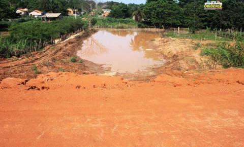 Baixa Funda um problema em tempo de chuva | Portal Obidense