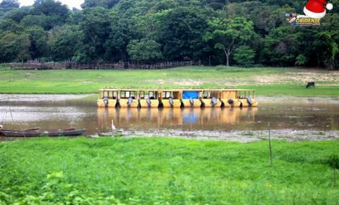As margens do Lago - Sem dinheiro para manutenção, lanchas escolares continuam paradas | Portal Obidense