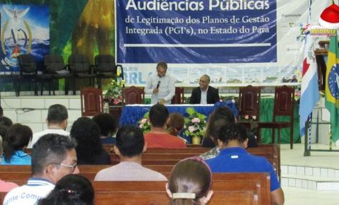 Audiência pública discutiu projeto orla em Óbidos | Portal Obidense