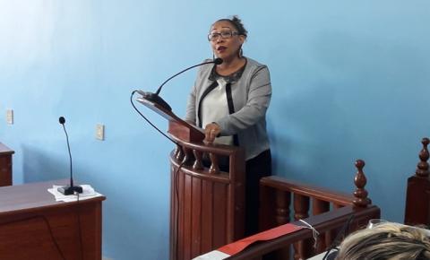 Sessão extraordinária na CMO discutiu violência contra mulher | Portal Obidense