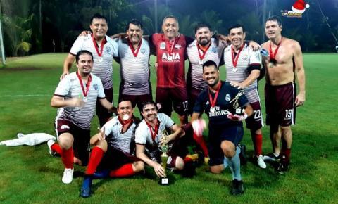 Futebol do Marcão, há 19 anos reunindo os amigos | Portal Obidense
