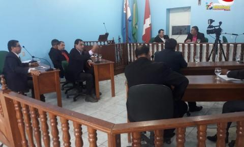 Ex-secretário de obras de Óbidos Marcos Maciel não comparece na CMO como estava prevista nesta segunda-feira (02)