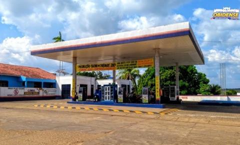 Rede de postos oferece aos seus clientes obidenses gasolina que rende 10% mais do que a comum | Portal Obidense