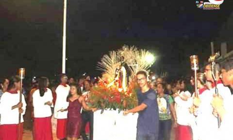 Bispo da diocese de Óbidos Dom Bernardo celebra missa de abertura da festividade de São Martinho de Lima | Portal Obidense