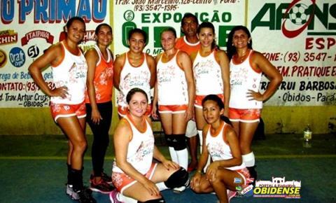 Torneio início marca a abertura do 3º campeonato de vôlei do Mariano