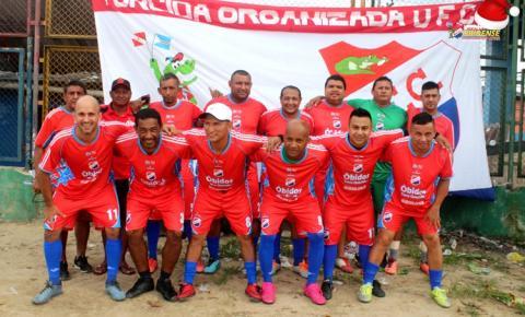 Futebol de confraternização entre Obidense FC e Amigos do bar dos Obidense terminou em 3x3 | Portal Obidense