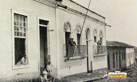 A Intendência Municipal de Óbidos em 1908