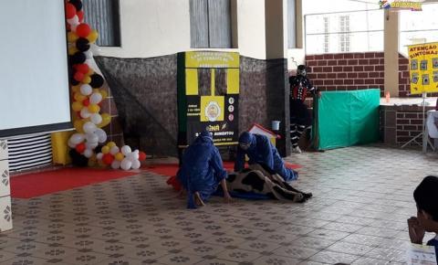 Dia D de combate ao Aedes aegypti, realizado no dia (11) de dezembro em Óbidos   Portal Obidense