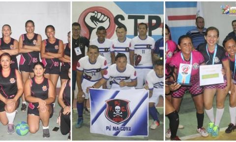 Campeonato STPMO chega ao final com um show de esporte | Portal Obidense