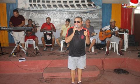 Música de qualidade marcaram a feijoada de Jacó Barros em Óbidos   Portal Obidense