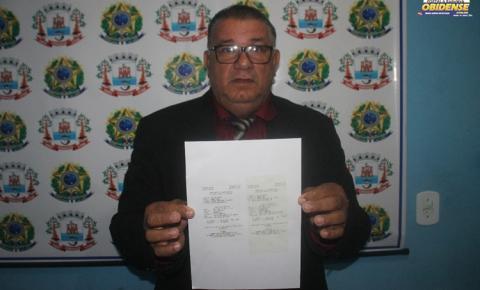 Câmara de vereadores devolve recurso ao município | Portal Obidense