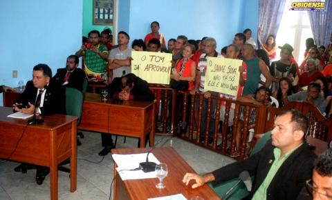 Votação da prestação de contas do ex-prefeito Jaime Silva adiada | Portal Obidense