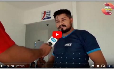 Moradores do Curumu em Óbidos, falam das dificuldades que encontra-se a UBS da comunidade | Portal Obidense