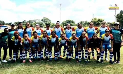 Copa Oeste de Futebol Feminino: Seleção de Oriximiná vence Mojuí dos Campos | Portal Obidense