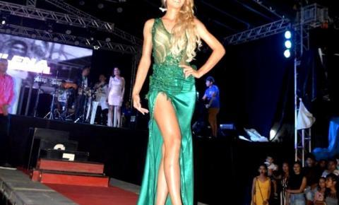 A cidade de Prainha elege Milena Albarado como Miss Prainha | Portal Obidense