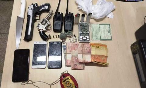 Polícia civil de Oriximiná deflagrou operação Royale na tarde de quinta-feira (23) | Portal Obidense