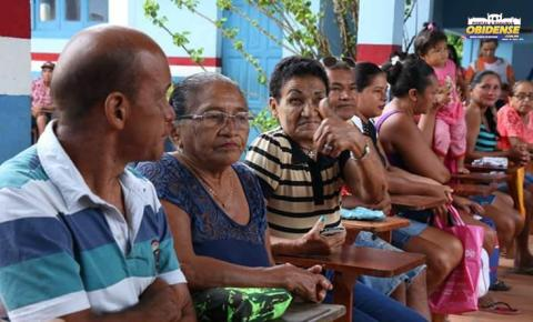 Governo municipal, realiza mutirão de atendimentos na comunidade Igarapé Açu | Portal Obidense