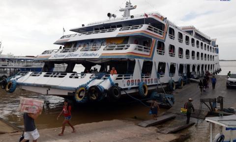 Ferry boat obidense oferece pacote para CarnaPauxis | Portal Obidense