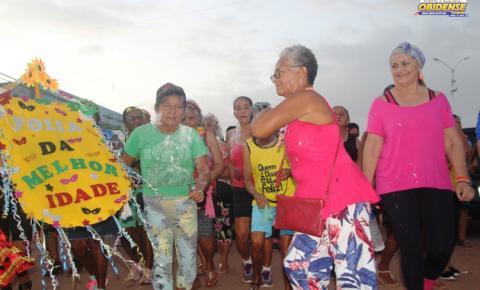Inclusão social com o carnaval da melhor idade em Óbidos | Portal Obidense
