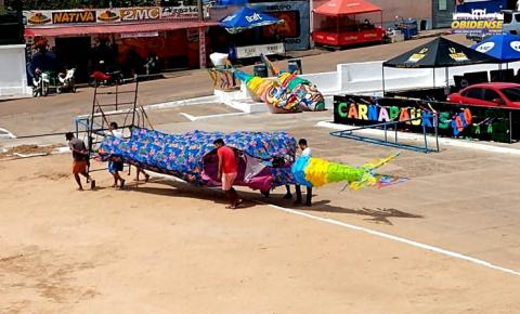 O Carnapauxis, a Festa do Mascarado Fobo, é a Resistência da Cultura Obidense | Portal Obidense