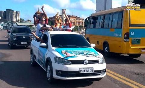 Padroeira dos obidenses iniciará peregrinação por Manaus | Portal Obidense